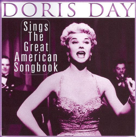 Doris Day - Great American Songbook-CDs-Palm Beach Bookery