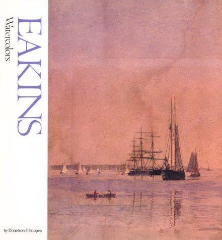 Eakins Watercolors-Book-Palm Beach Bookery