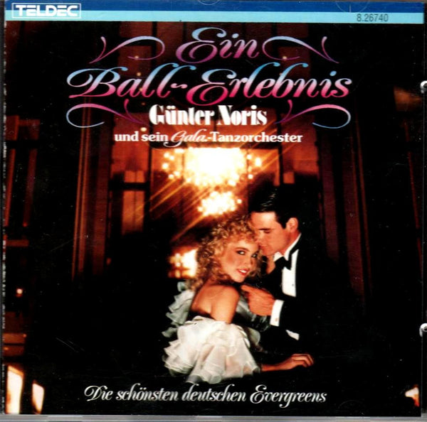Gunter Noris - Ein Ball-Erlebnis (German)-CDs-Palm Beach Bookery