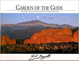 Garden of the Gods: A photographic masterpiece of the Garden of the Gods Park and Pikes Peak-Book-Palm Beach Bookery