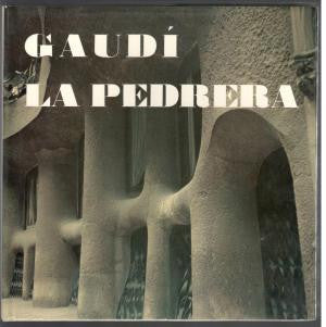 Gaudi La Pedrera-Book-Palm Beach Bookery