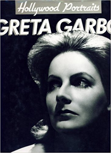 Hollywood Portraits: Greta Garbo-Book-Palm Beach Bookery