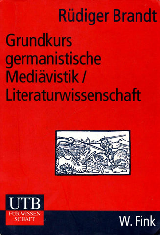 Grundkurs Germanistische Mediavistik / Literaturwissenschaft  (German)-Book-Palm Beach Bookery
