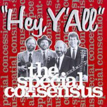 Special Consensus - Hey Y'All-CD's-Palm Beach Bookery