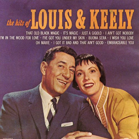 Hits of Louis & Keely-Music-Palm Beach Bookery