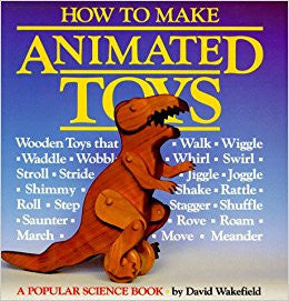 How to make animated toys-Book-Palm Beach Bookery