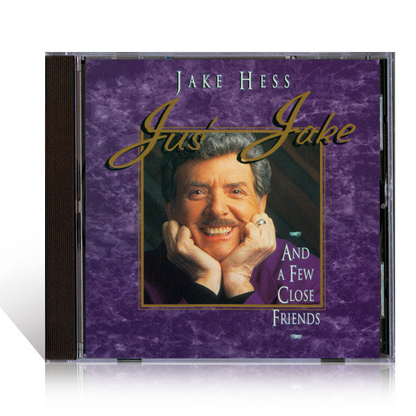 Bill & Gloria Gaither presents Jus' Jake And A Few Close Friends-DVD-Palm Beach Bookery