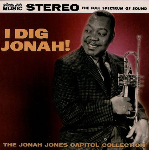 I Dig Jonah! The Jonah Jones Capitol Collection-CDs-Palm Beach Bookery