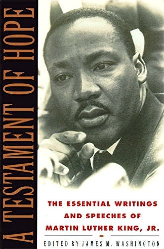 A Testament of Hope: The Essential Writings and Speeches of Martin Luther King, Jr. - By: Martin Luther King Jr.-Books-Palm Beach Bookery