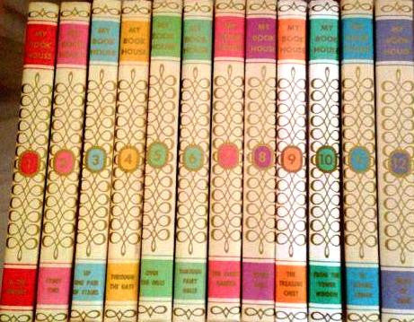 Good Condition. My Book House 12 Volumes - Edited by Olive Beaupre Miller-Books-Palm Beach Bookery