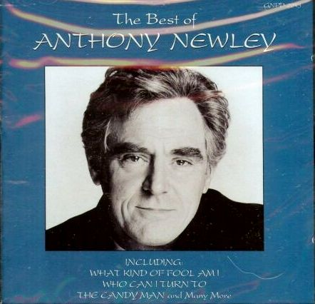Anthony Newley - The Best Of-CDs-Palm Beach Bookery