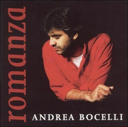 Andrea Bocelli - Romanza-CDs-Palm Beach Bookery