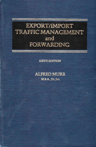 Export/Import Traffic Management and Forwarding-Book-Palm Beach Bookery