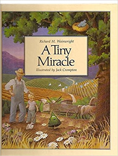 A Tiny Miracle - By: Richard M. Wainwright-Books-Palm Beach Bookery