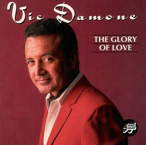 Vic Damone - Glory of Love-CDs-Palm Beach Bookery