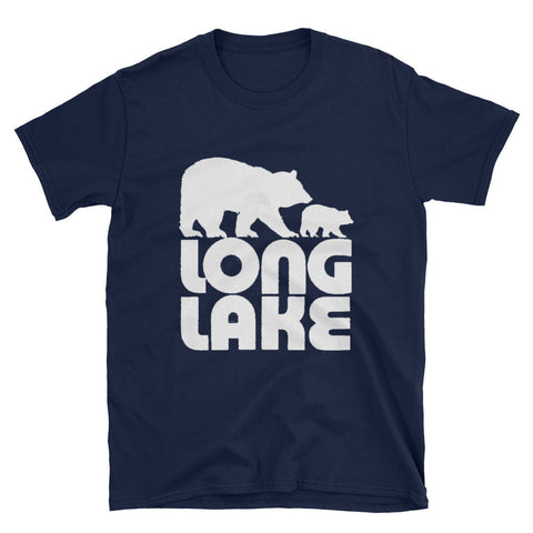 Long Lake Logo T-Shirt | Adirondack Apparel