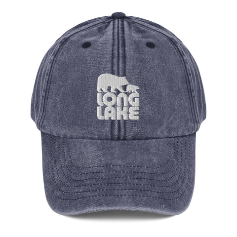 Long Lake Vintage Hat | Long Lake Hat | Adirondack Apparel