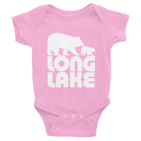 Long Lake Baby Onesie | Adirondack Apparel