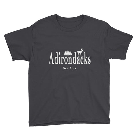 Kids Adirondack Wilderness T-Shirt | Adirondack Kids Apparel