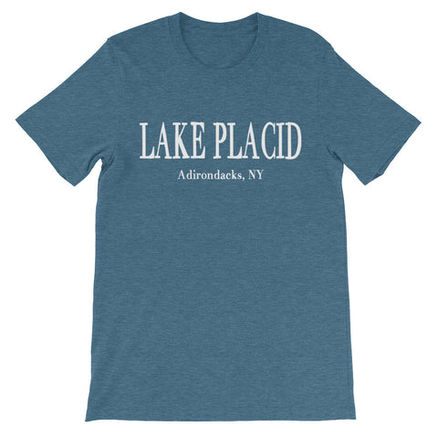 Lake Placid NY T-Shirt | Adirondack Apparel