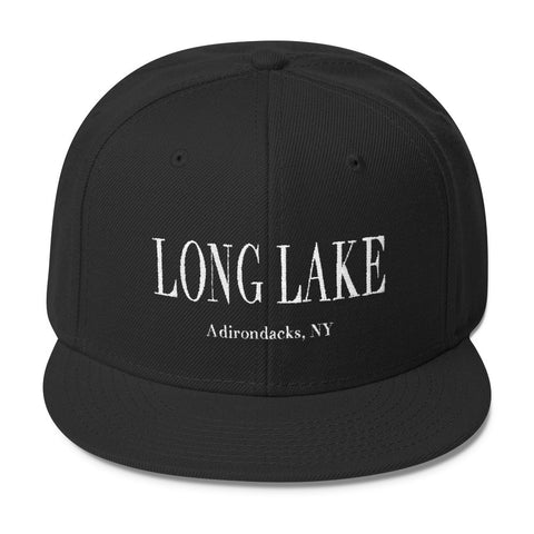 Long Lake Snapback Hat | Adirondack Apparel