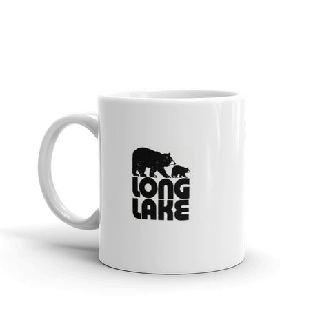 Long Lake, NY Coffee Mug. Adirondack Mountains Coffee Mug