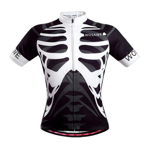 WOSAWE Short Sleeve Men's Cycling Jersey (Multiple Colors)