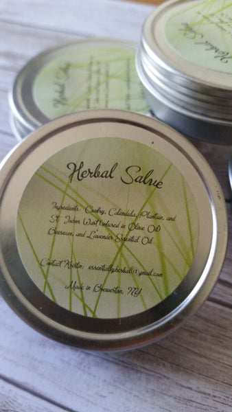 Essentially Herbal Salve