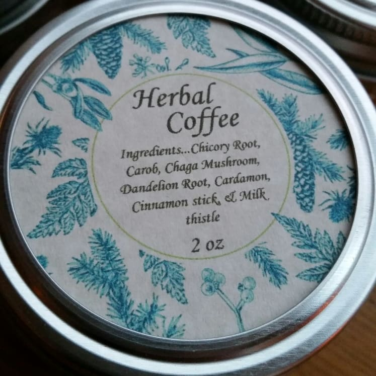 Essentially Herbal Coffee with Cardamon