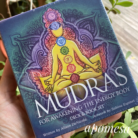 Mudras ~ For awakening the energy body