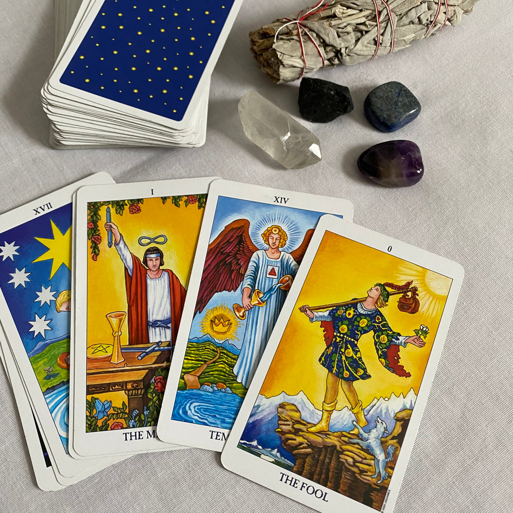 Tarot and Oracle Card Readings
