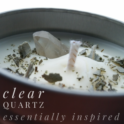 Cleanse your space (with or without crystals)