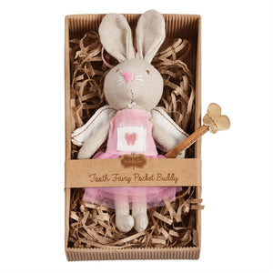 Tooth Fairy Bunny Mud Pie