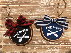 The River Ornaments