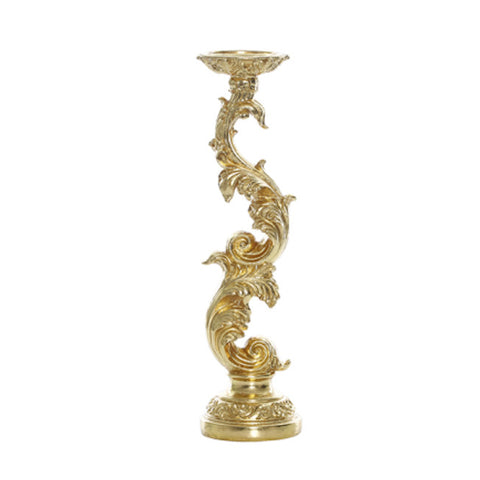 FLORENCE GOLD RESIN PILLAR LARGE