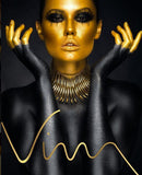 24K SUPERSKIN GOLD DUO HOUSE OF VIMM