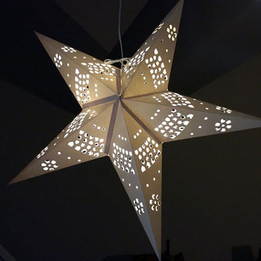 Advent Star Lamp Shade