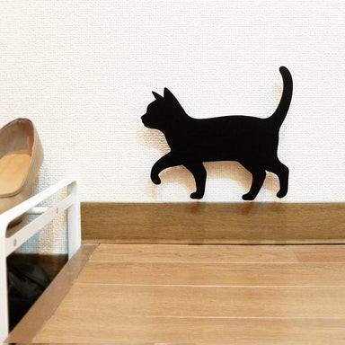 Cat Silhouette Wall Light
