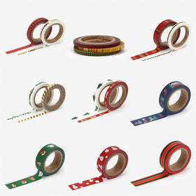 Christmas Decorative Washi Tape