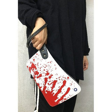 Bloodly Clutch Bag