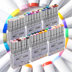 Copic Sketch Markers 12 Colors Set