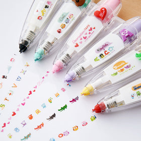Correction Tape Decorative Sticker Pen