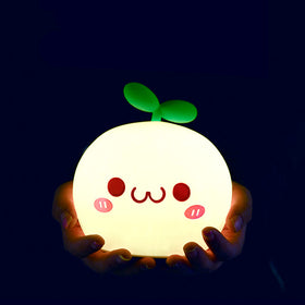 Cute Buddy Lamp,๑・ω・๑