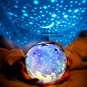 Earth Night Lamp