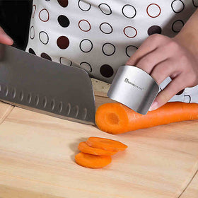 Finger Guard For Cutting Vegetable