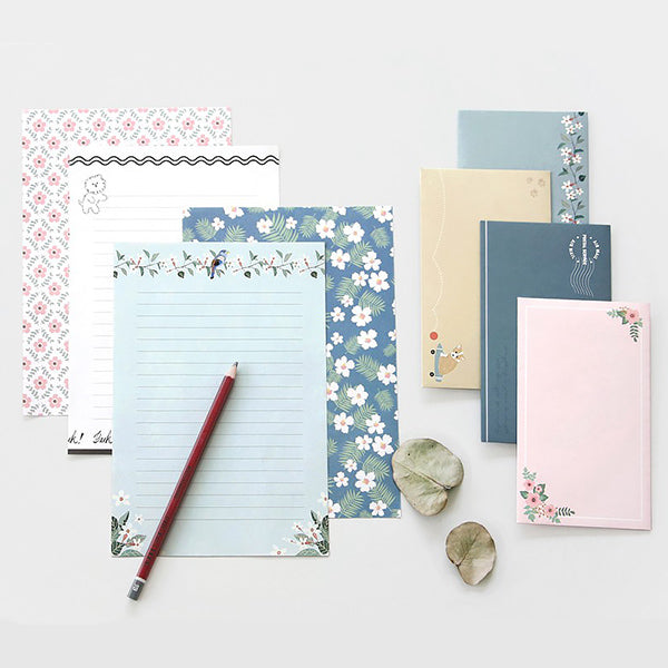 ICONIC Letter Writing Set