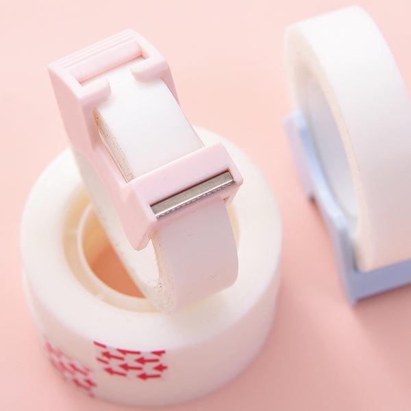 Invisible Matt Adhesive Tape with Dispenser Bundle