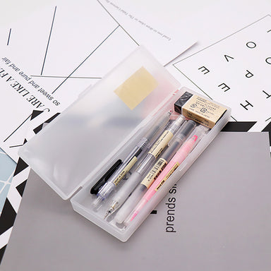 MUJI PP Pencil Case