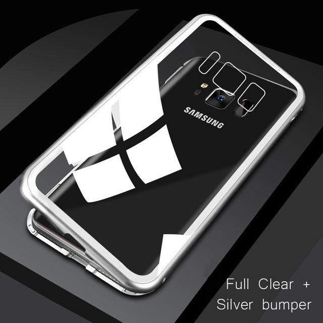 release date ea5ab 0f058 Magnetic Phone Case for iPhone Samsung
