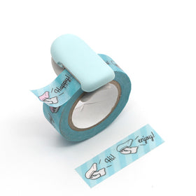 Mini Portable Washi Tape Dispenser